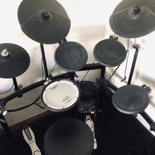 【期間限定値下げ中】【中古電子ドラム】Roland / TD-1...