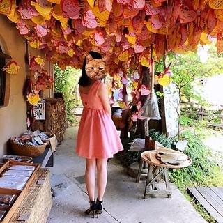 ピンクS-sizeワンピース万能ドレス「pink」