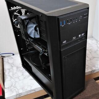 高性能 PCデスクトップ i7 7700K GTX1070 Bl...