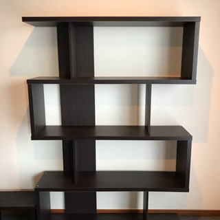 【家具】飾り棚 ほぼ新品✨