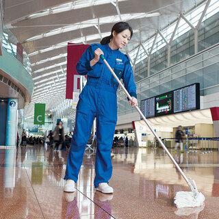 🌟日払い🌟~シフトは自由~お好きな曜日とお時間に♪ビル清掃のお仕事♪