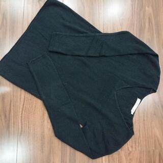 AZUL 薄手セーター XS 黒