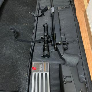 東京マルイ M40A5 スコープ ガンケース付き
