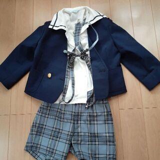 向陽幼稚園制服(男子用)値下げしました。