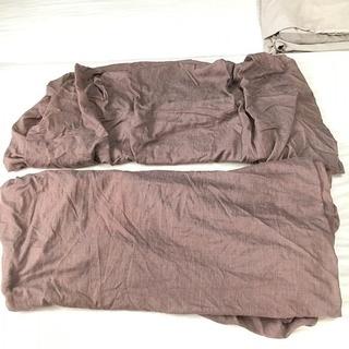 シングルベッドカバー 2枚