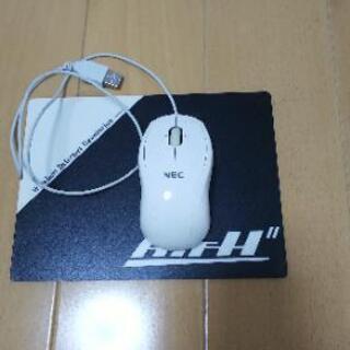 値下げしました。NEC 光学式マウス