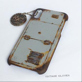 ヴィンテージマッドダクトiPhone8対応ケース/オーダー、