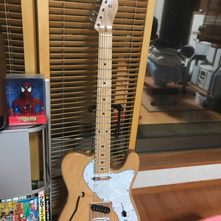 SXシンライン  エレキギター