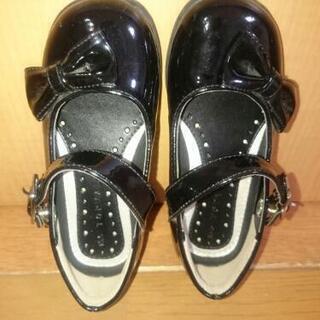 フォーマル子供靴 15.5センチ・16センチ