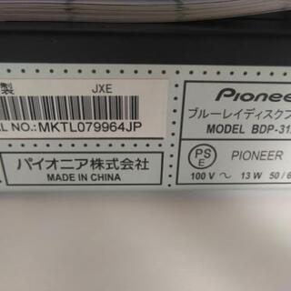 パイオニア Pioneer ブルーレイ プレーヤー BDP-3120-K − 石川県