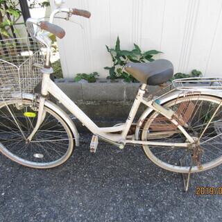 あさひ「アロエッテ」軽量年配女性用自転車