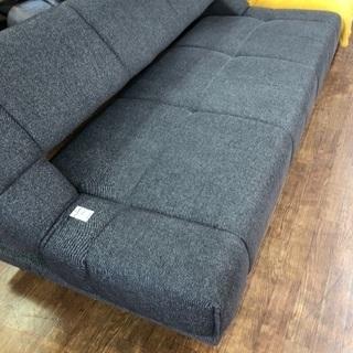 ファブリック仕様で使いやすい ソファーベッド 入荷しています!