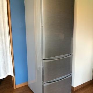 【お譲り完了】シンプルな冷蔵庫です☆ SHARP 冷凍冷蔵庫(家...