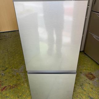 冷蔵庫 アクア 2018年 一人暮らし 単身用 2ドア 126L...