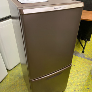 冷蔵庫 パナソニック 2017年 一人暮らし 単身用 2ドア 1...