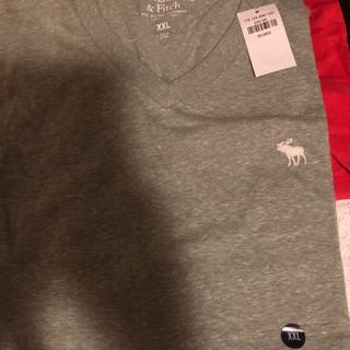 正規品、アバクロのメンズTシャツXXL