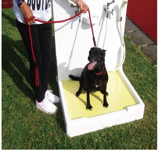 屋内・屋外設置可能 多機能シャワーシステム(ペットの洗い場にも最適)