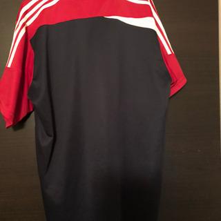 アディダス ベースボールシャツ
