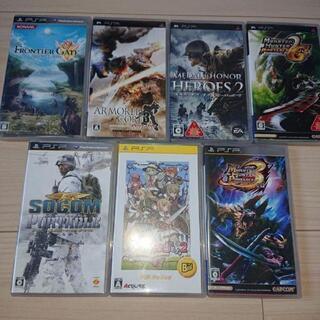 ゲームソフト① 【PSP】
