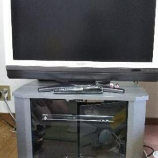 テレビ台付きで。