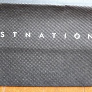 エストネーション 手提げ袋(不織布製)