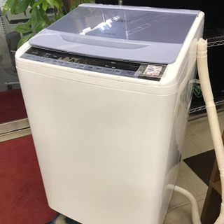 【リユース品】HITACHI 日立  全自動洗濯機 ビートウォッ...