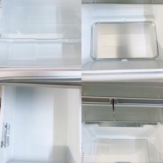 【リユース品】TOSHIBA ベジータ ガラス フレンチドア式 6ドア冷蔵庫 最高級 - 家電