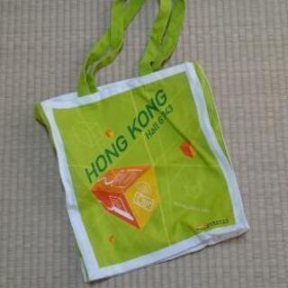 買い物用バッグ HONG KONG