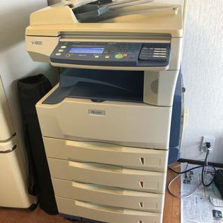 複合機 ファクス コピー 印刷 スキャナー ムラテック
