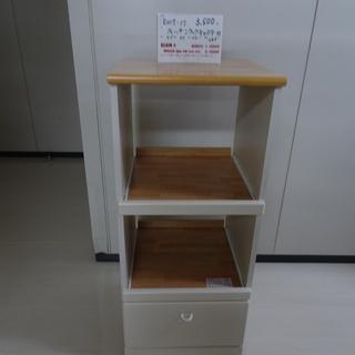 キッチンラックキャスター付(R109-17)
