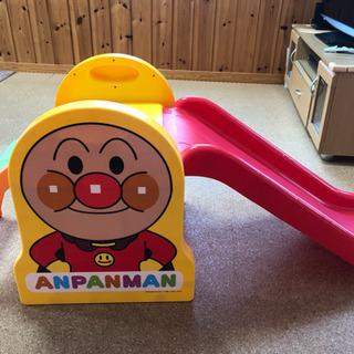 アンパンマンのすべり台