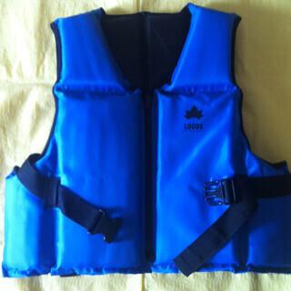 ★☆★ ライフジャケット ブルー 100 ★☆★