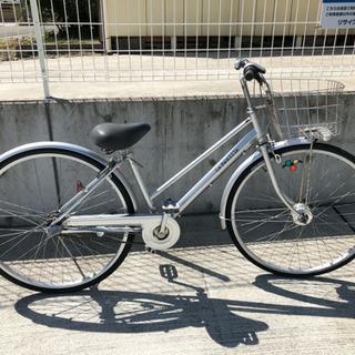 27インチ 自転車 シティサイクル 内装3段 LEDライト