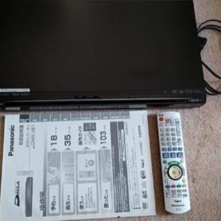パナソニック DMR-XE1 美品