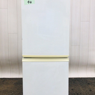 ‼️😤処分セール😤‼️ 48番 SHARP✨ノンフロン冷凍冷蔵庫...