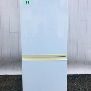 ‼️😤処分セール😤‼️ 49番 SHARP✨ノンフロン冷凍冷蔵庫...