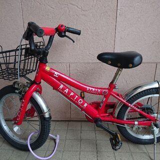 RAPTOR STRIX・16インチ・子供用自転車