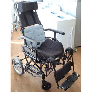 ♪MIKI/ミキ FORCE 車椅子 ティルト/リクライニング ...