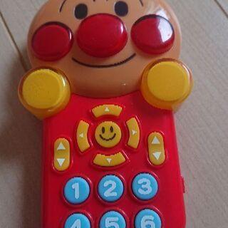 アンパンマン 携帯電話 おもちゃ