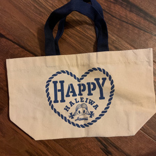 Happy HALEIWA Hawaii トートバッグ