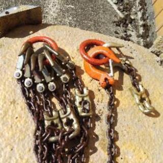 吊りチェーンの画像