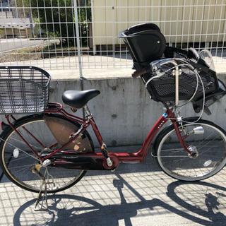 前子乗せ自転車 ブリジストン フロントチャイルドシート 前22イ...