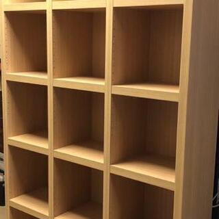 【取引完了】フナモコの本棚・ハイタイプ シェルフ