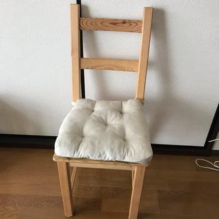 IKEA ダイニングチェア1脚