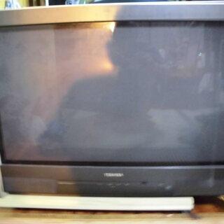 ブラウン管テレビ 38インチくらい 差しあげます