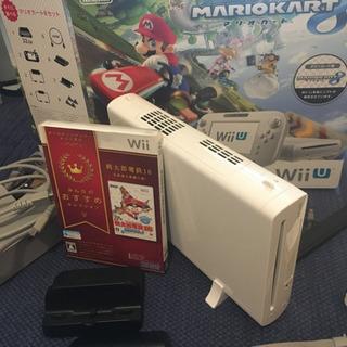 Wii U マリオカート 桃鉄16セット