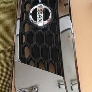 グリル NISSAN NV350 キャラバン 新品