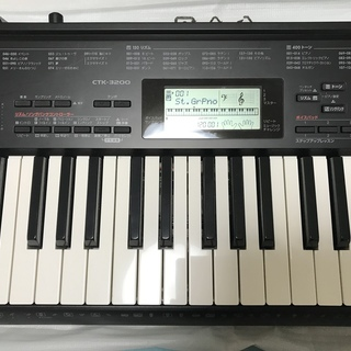 CASIO キーボード CTK3200(限定モデル)