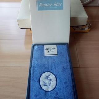 RAINIER BLUE フェイスタオル