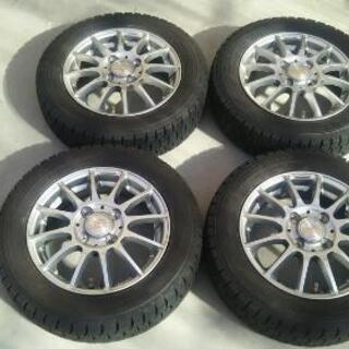 軽用 冬タイヤセット NO.2